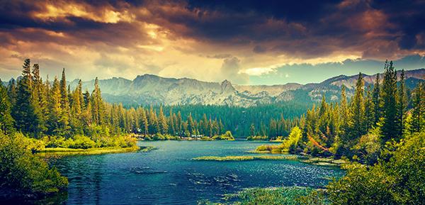 Ipad タブレット壁紙ギャラリー: Ipad タブレット用無料壁紙ダウンロード:壮大な自然と湖
