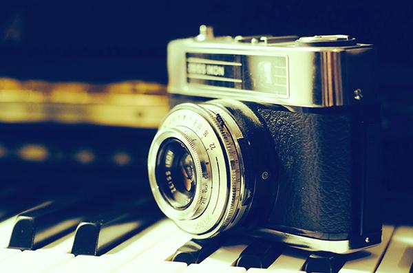 カメラがおしゃれでかっこいい壁紙