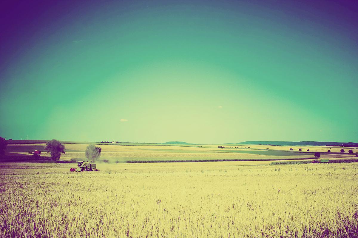 無料で使えるフリー画像 写真素材 空と地平線 Ramica
