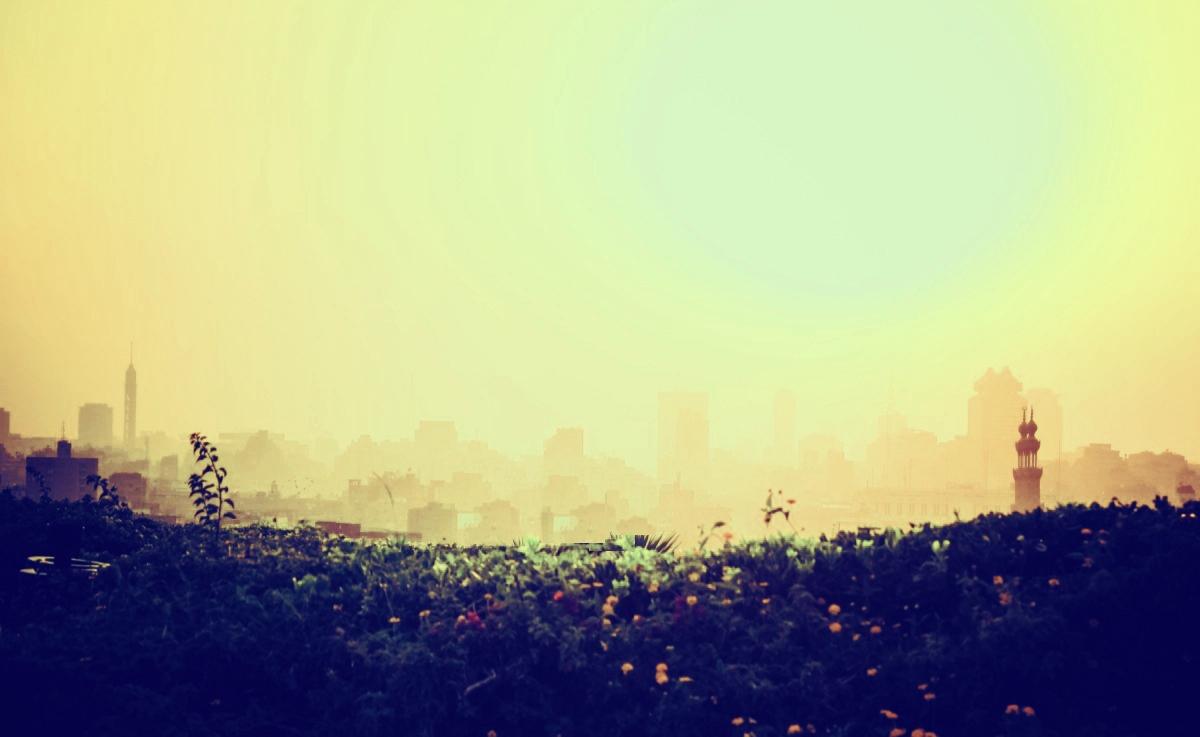 無料で使えるフリー画像 写真素材 夕焼けと街並み Ramica