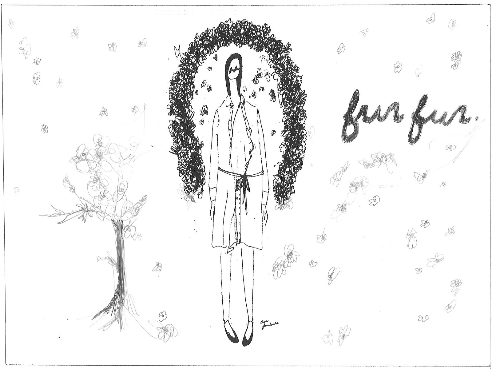おしゃれで個性的なイラストの壁紙 | ramica